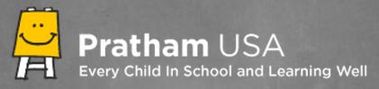 Pratham USA logo